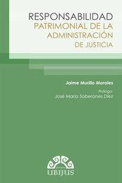 RESPONSABILIDAD PATRIMONIAL DE LA ADMINISTRACIÓN DE JUSTICIA