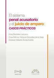 SISTEMA PENAL ACUSATORIO Y EL JUICIO DE AMPARO: CASOS PRACTICOS