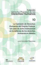 COMISIÓN DE DERECHOS HUMANOS DEL DISTRITO FEDERAL, LA