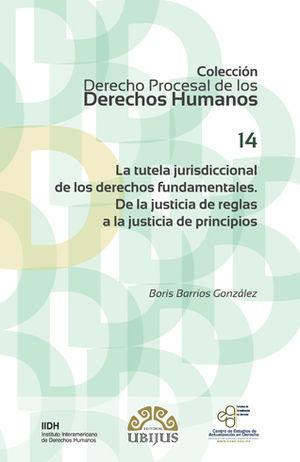 TUTELA JURISDICCIONAL DE LOS DERECHOS FUNDAMENTALES , LA