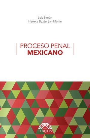 PROCESO PENAL MEXICANO