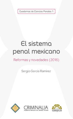 SISTEMA PENAL MEXICANO, EL
