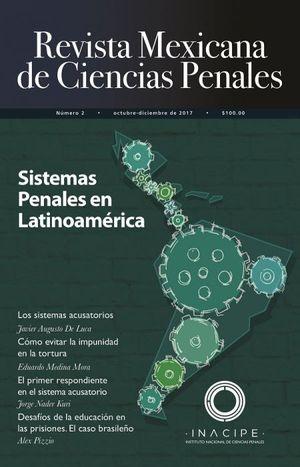 REVISTA MEXICANA DE CIENCIAS PENALES NUM. 2 (OCTUBRE-DICIEMBRE 2017)
