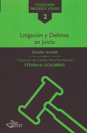 LITIGACION Y DEFENSA EN JUICIO