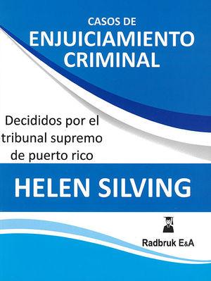 CASOS DE ENJUICIAMIENTO CRIMINAL