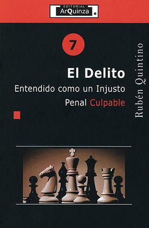 DELITO, EL - # 7