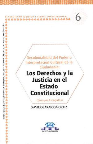 DECOLONIALIDAD DEL PODER E INTERPRETACIÓN CULTURAL DE LA CIUDADANÍA #6