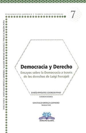 DEMOCRACIA Y DERECHO - # 7