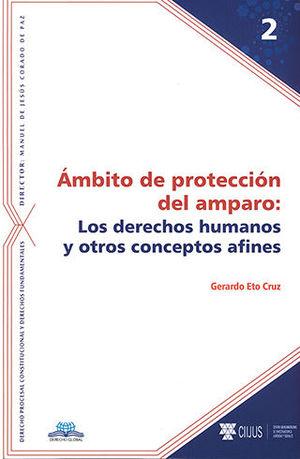 ÁMBITO DE PROTECCIÓN DEL AMPARO # 2
