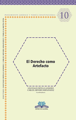 DERECHO COMO ARTEFACTO, EL  #10