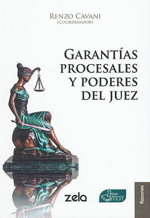 GARANTÍAS PROCESALES Y PODERES DEL JUEZ