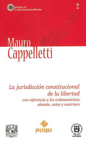 JURISDICCION CONSTITUCIONAL DE LA LIBERTAD