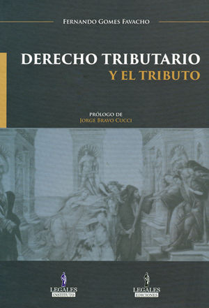 DERECHO TRIBUTARIO Y EL TRIBUTO