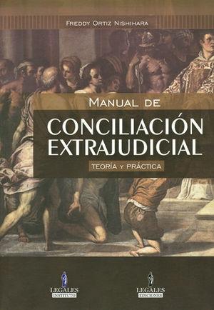 MANUAL DE CONCILIACION EXTRAJUDICIAL