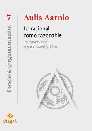 RACIONAL COMO RAZONABLE, LO