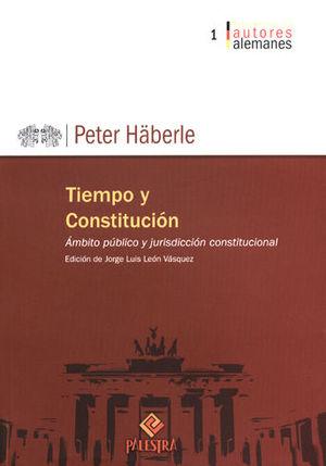 TIEMPO Y CONSTITUCION
