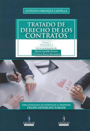 TRATADO DE DERECHO DE LOS CONTRATOS
