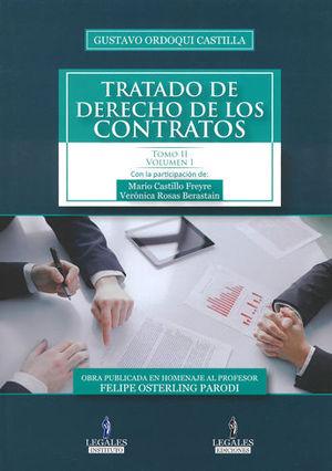 TRATADO DE DERECHO DE LOS CONTRATOS.