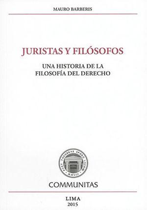 JURISTAS Y FILÓSOFOS