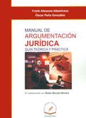 MANUAL DE ARGUMENTACION JURIDICA