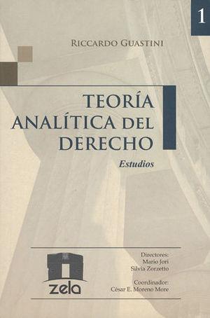 TEORÍA ANALÍTICA DEL DERECHO. ESTUDIOS
