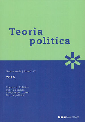 TEORÍA POLÍTICA 2016