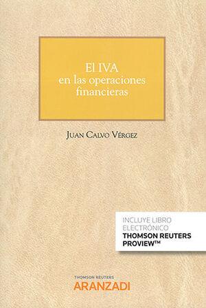 IVA EN LAS OPERACIONES FINANCIERAS, EL