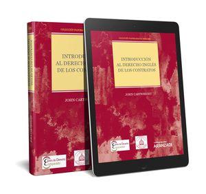 INTRODUCCIÓN AL DERECHO INGLÉS DE LOS CONTRATOS (PAPEL + E-BOOK)