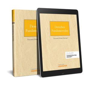 DERECHOS FUNDAMENTALES (PAPEL + E-BOOK)