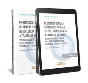PROTECCIÓN JURÍDICA DE MENORES VÍCTIMAS DE VIOLENCIA DE GÉNERO A TRAVÉS DE INTER