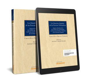 DERECHOS DIGITALES DE LAS PERSONAS TRABAJADORAS, LOS (PAPEL + E-BOOK)