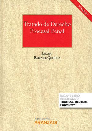 TRATADO DE DERECHO PROCESAL PENAL (TOMO I Y II) (PAPEL + E-BOOK)