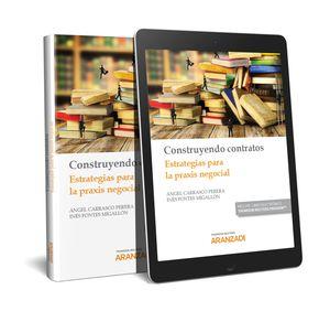 CONSTRUYENDO CONTRATOS (PAPEL + E-BOOK)