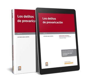 DELITOS DE PREVARICACIÓN, LOS  (PAPEL + E-BOOK)