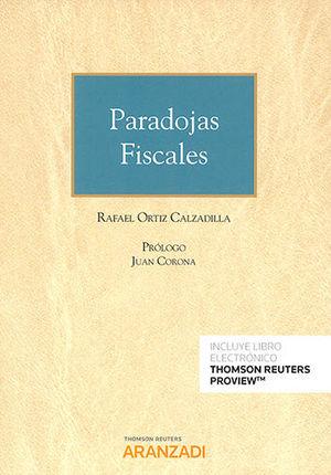 PARADOJAS FISCALES (PAPEL + E-BOOK)