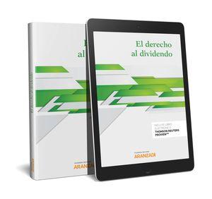 DERECHO AL DIVIDENDO, EL (PAPEL + E-BOOK)