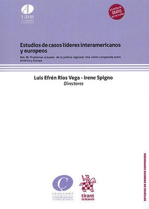 ESTUDIOS DE CASOS LÍDERES INTERAMERICANOS Y EUROPEOS