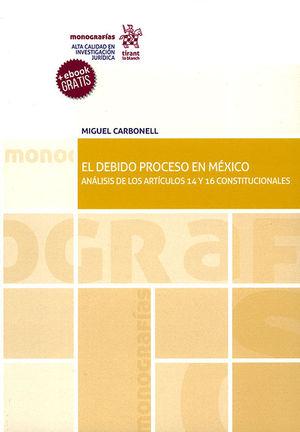 DEBIDO PROCESO EN MÉXICO, EL