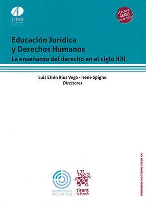 EDUCACIÓN JURÍDICA Y DERECHOS HUMANOS