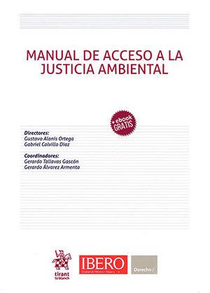MANUAL DE ACCESO A LA JUSTICIA AMBIENTAL