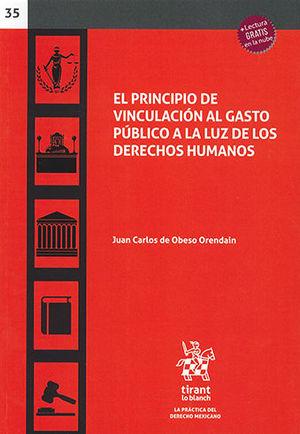 PRINCIPIO DE VINCULACIÓN AL GASTO PÚBLICO A LA LUZ DE LOS DERECHOS HUMANOS