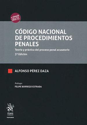 CÓDIGO NACIONAL DE PROCEDIMIENTOS PENALES