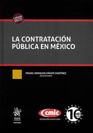 CONTRATACIÓN PÚBLICA EN MÉXICO, LA