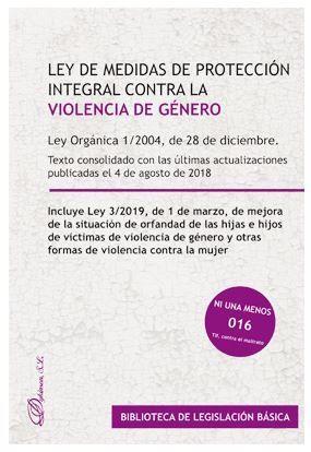 LEY ORGÁNICA 1/2004, DE 28 DE DICIEMBRE, DE MEDIDAS DE PROTECCIÓN INTEGRAL CONTR
