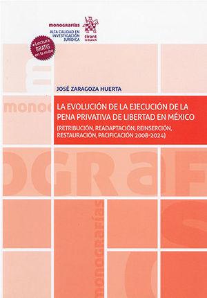 EVOLUCIÓN DE LA EJECUCIÓN DE LA PENA PRIVATIVA DE LIBERTAD EN MÉXICO, LA