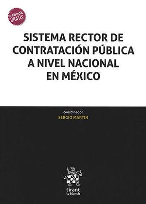 SISTEMA RECTOR DE CONTRATACIÓN PÚBLICA A NIVEL NACIONAL EN MÉXICO