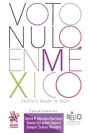 VOTO NULO EN MÉXICO