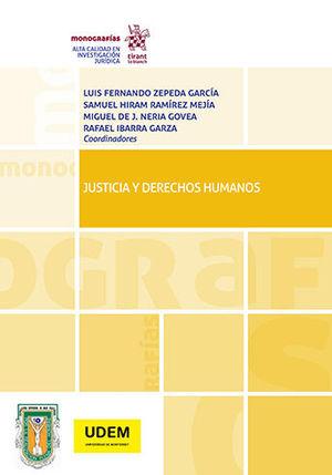 JUSTICIA Y DERECHOS HUMANOS
