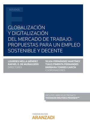 GLOBALIZACIÓN Y DIGITALIZACIÓN DEL MERCADO DE TRABAJO