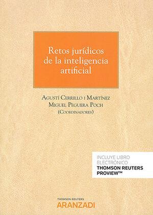 RETOS JURÍDICOS DE LA INTELIGENCIA ARTIFICIAL (PAPEL + E-BOOK)